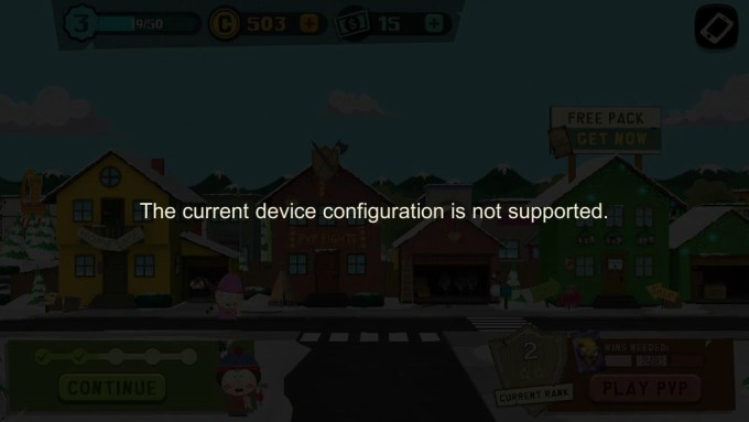 south park phone destroyer jailbreak fix