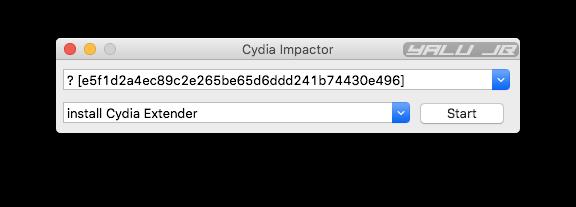macOS Impactor