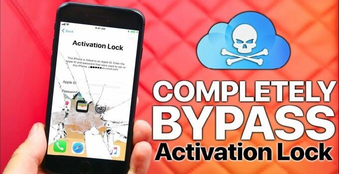 Icloud Activation Lock Bypass Bug Discovered In Ios 11 2018