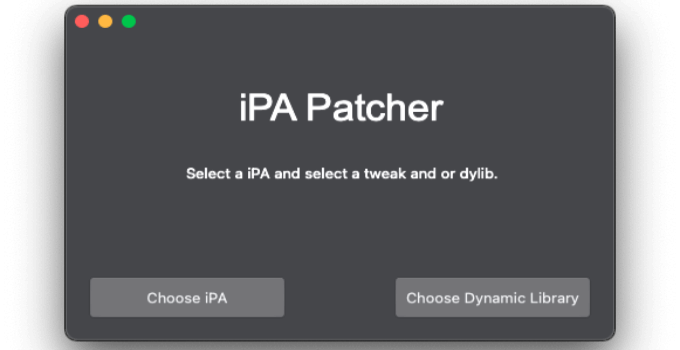 iPAPatcher